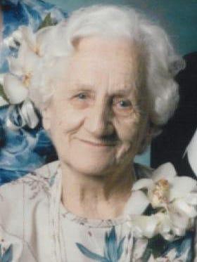 Helen Klocek, who was found dead March 2, 1999.