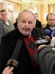 Green Bay Alderman Guy Zima talks about Mayor Jim Schmitt