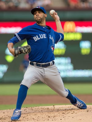 Several teams will be pursuing free agent starter David Price, who was the runner-up for the American League Cy Young Award this year.