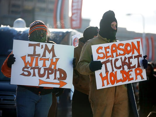 Browns Perfect Season Parade