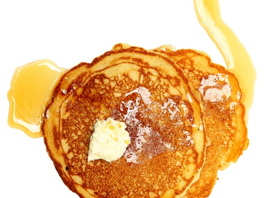 Enjoy pancakes and help the food pantry.