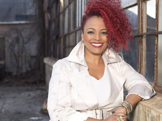 """Blessed Life"" author and actress Kim Fields."