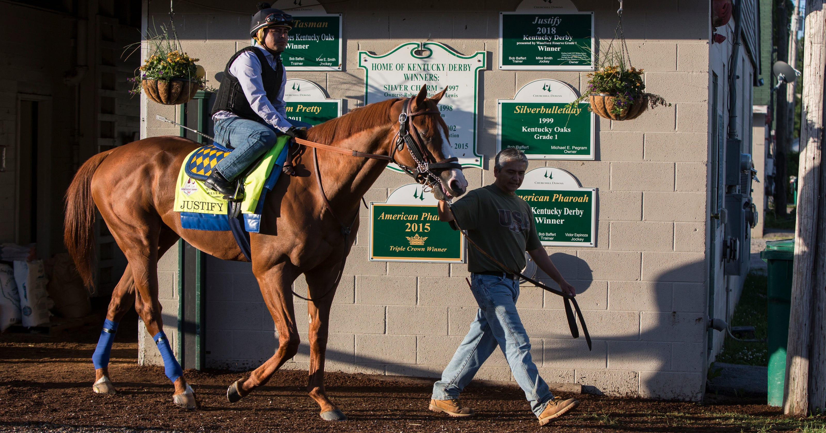 5c578f35354d Why your horse can and can t win 2018 Belmont Stakes