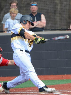 Former UWM catcher Daulton Varsho has been starring in Class A this season.