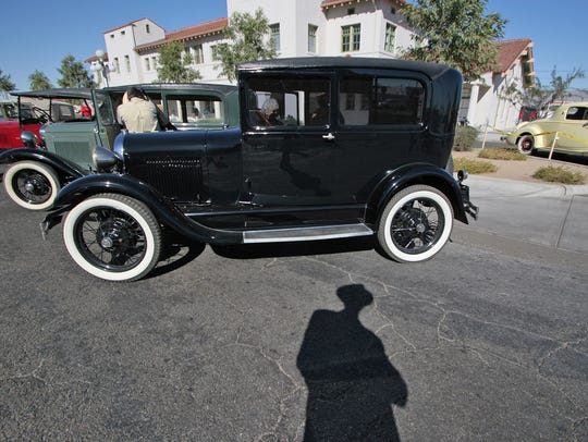 Dillinger Days in Tucson includes a speakeasy, re-enactments