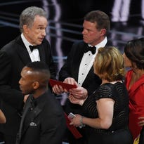 Academy will keep accounting firm PwC for next Oscars show, despite flub