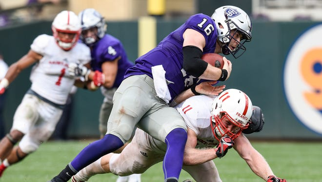 The schism within the MIAC appears to be centered on football, which has been dominated by St. John's, St. Thomas and, more recently, Bethel.