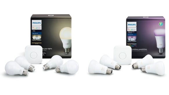 Smart lights offer countless benefits, and make any