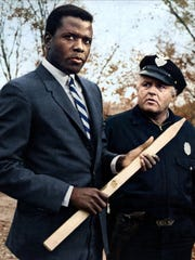 Sidney Poitier and Rod Steiger star in the 1967 film