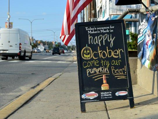 Several breweries on Delmarva waited until October