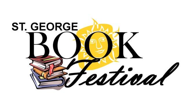 St. George Book Festival Logo