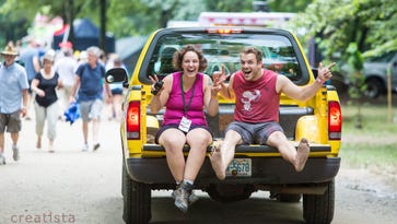 Golf cart issue key to keeping Wild Goose Festival in Hot Springs