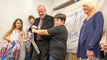 Port Huron shows off renovated schools
