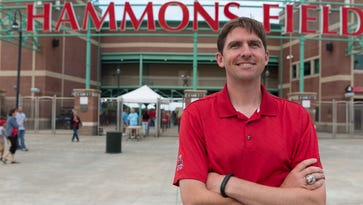 Springfield Cards' manager honored for contributions to local tourism
