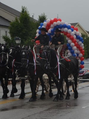 Entries are being accepted for Montgomery's upcoming Independence Day parade.
