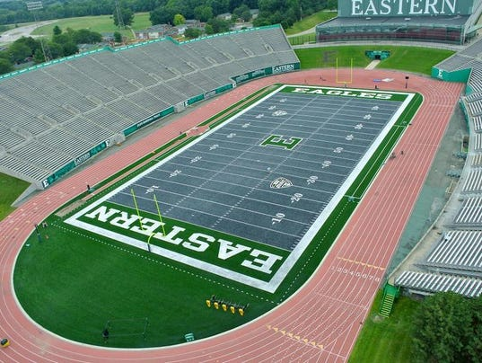 eastern michigan university plans to spend 35m on athletic upgrades. Black Bedroom Furniture Sets. Home Design Ideas