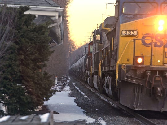 Railroad companies are responsible for inspecting their own bridges, which are then reviewed by the Federal Railroad Administration. U.S. Sen. Charles Schumer is calling on the FRA to hire more specialists to audit the bridge safety reports. (Photo: TJN File)