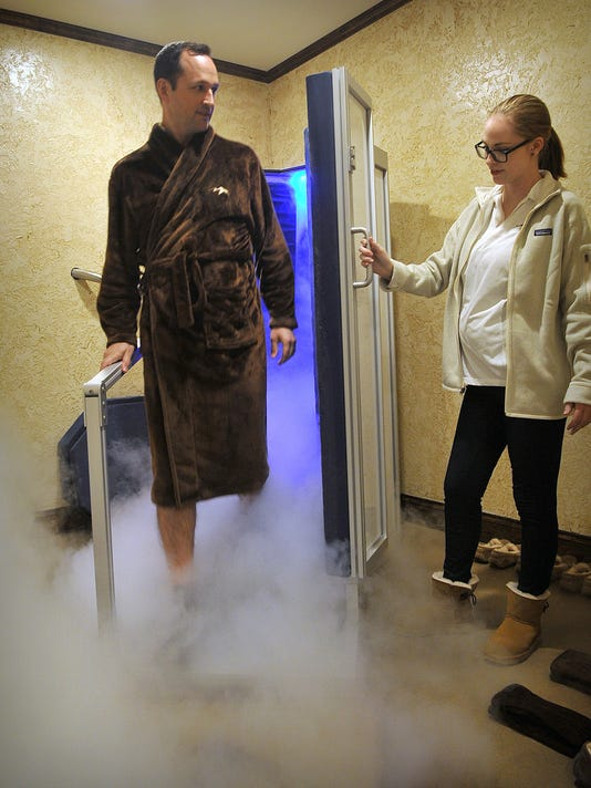 Cryotherapy 1
