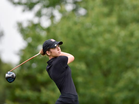 LPGA: U.S. Women's Open - Second Round