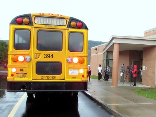 Welcome! Students head back to school across the Twin Tiers