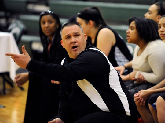 Josh McElheny steps down as Lee High's girls basketball coach.