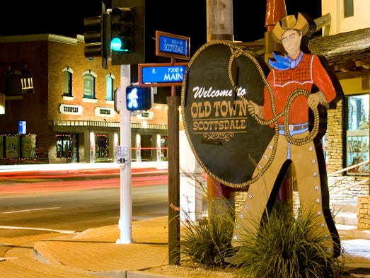 When Scottsdale says Old Town, they mean it. Shops and restaurants in that small corner of downtown Scottsdale have roots that go back to the 19th century. Here are 10 tidbits of trivia you can impress your friends with next time you head out for a drink at the Pink Pony.