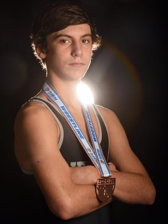ALL AREA wrestling WYATT