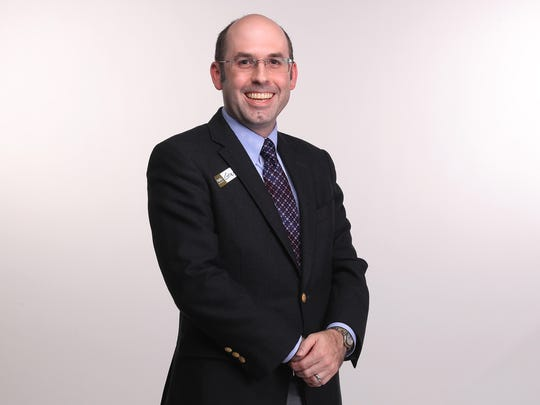 Gregory Goetz - The News-Press Young Professionals Advisory Board member -  2017