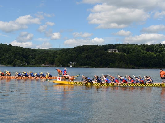 Dragon Boat Race and Festival