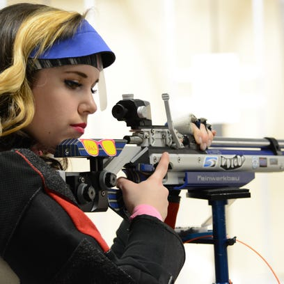 The JROTC Nationals is an air rifle event for both