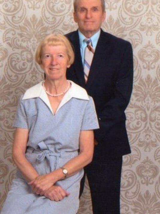 Anniversaries: Martha Johnson & Ivan Johnson