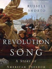 "Cover of Russell Shorto's ""Revolution Song."""