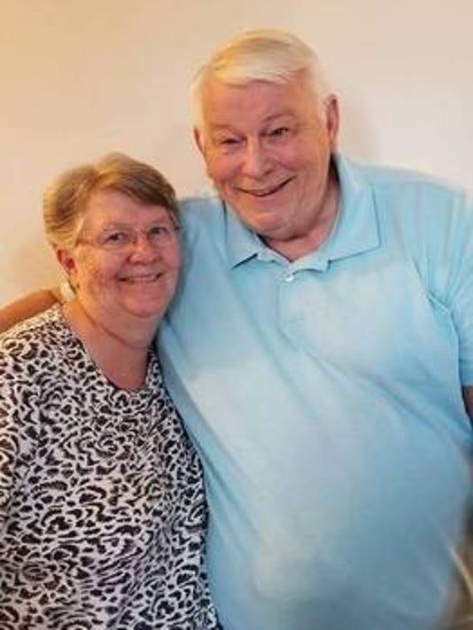 Anniversaries: William Conner & Paula Conner