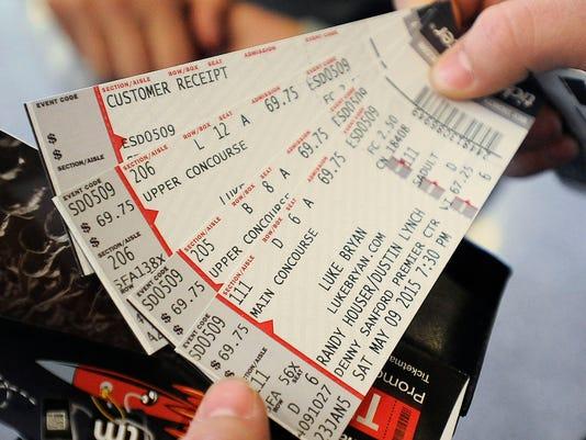 Ticket Sales - Denny Sanford Premier Center