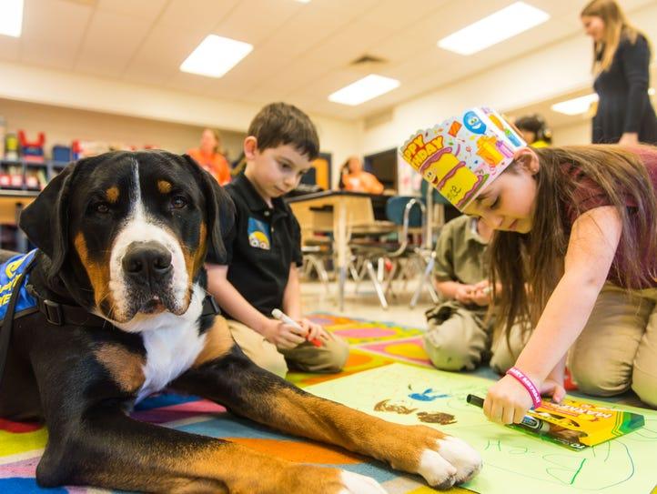 Haleyville-Mauricetown Elementary School kindergarteners