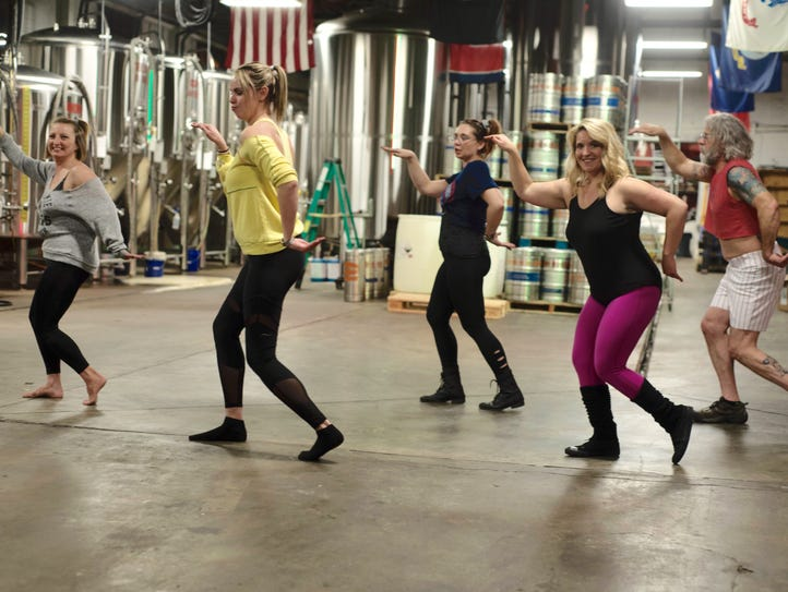The inaugural 80s Fitness Party will be held at Mayday
