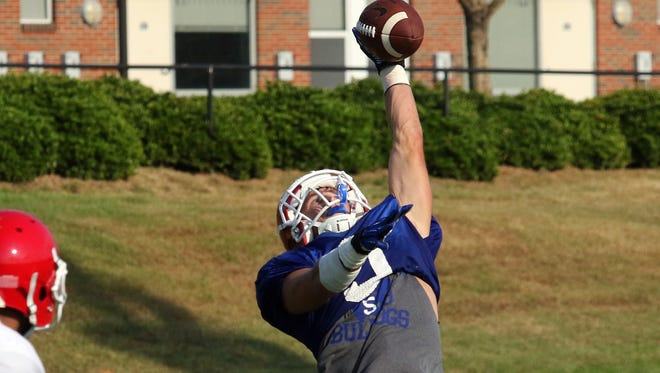 Louisiana Tech wide receiver Trent Taylor led the Bulldogs in catches, yards and touchdowns in 2014.
