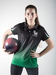 Marissa McIver Fort Myers bowling