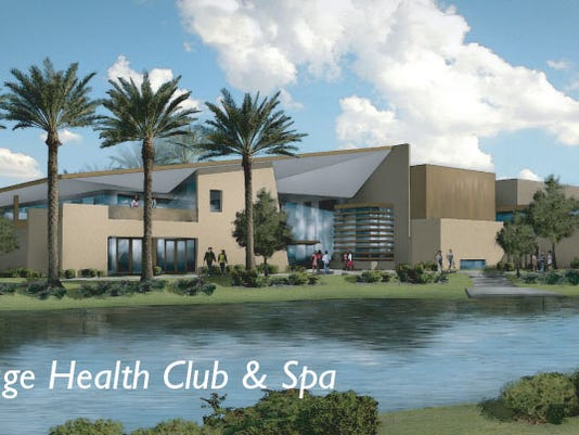 New health club in Chandler