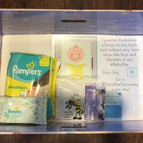 Thinking inside the baby box: Infants can snooze in this special bed that has safety in mind