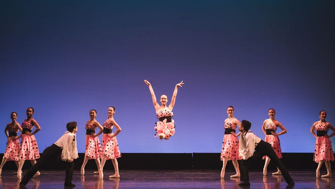 See the Vineland Regional Dance Company perform a range of works in its spring dance concert Sunday, March 12.
