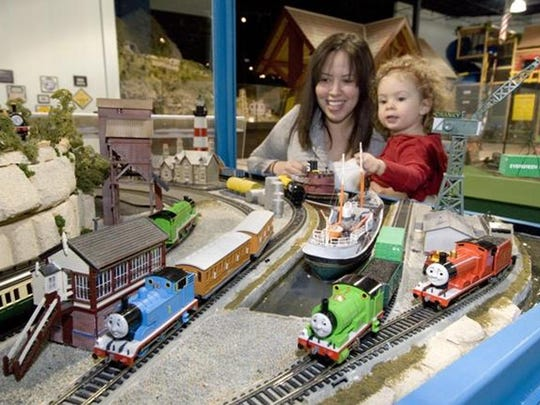 Everything Thomas at EnterTRAINment Junction in West Chester.