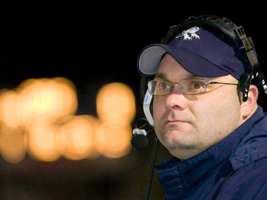 West York football coach Ron Miller turned down a job offer from Cumberland Valley to remain with the Bulldogs (Daily Record/Sunday News -- File)