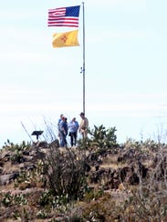 Activities at Coote's Hill, located at Pancho Villa State Park in Columbus, NM, were part of Cam Furlong Day on Saturday which coincided with the 19th annual Cabalgata Binacional.