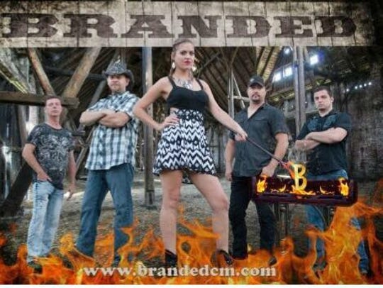 Branded will perform at Whitetail Lanes in Amherst