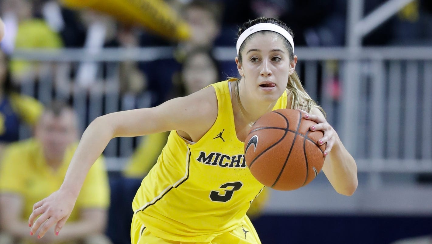 Michigan women's basketball exhales after making NCAA tournament