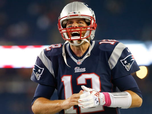 USP NFL: CINCINNATI BENGALS AT NEW ENGLAND PATRIOT S FBN USA MA
