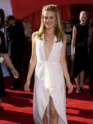 A 2003 photo of Alicia Silverstone