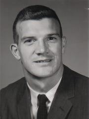 Former R.E. Lee Football Coach Alger Pugh.