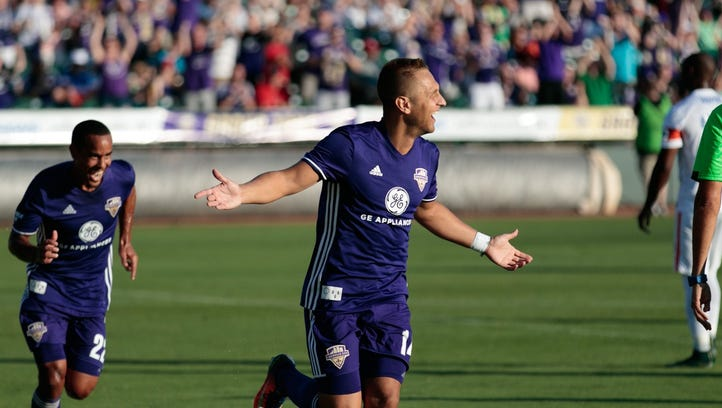 Lead slips away as Louisville City FC plays to draw with Penn FC